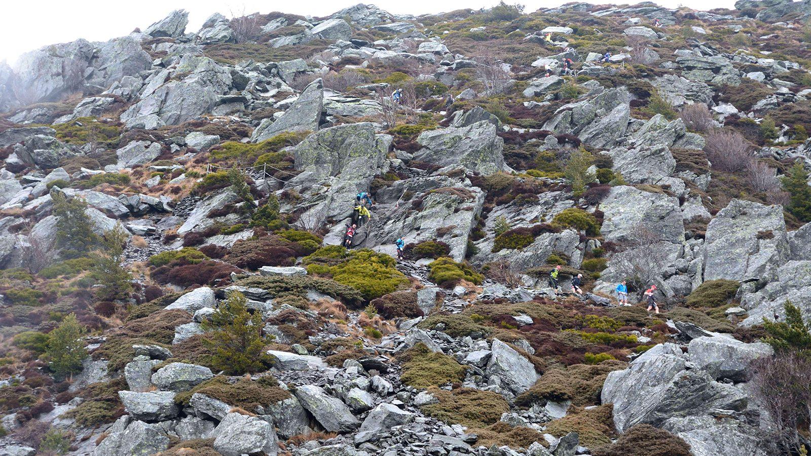 Le Trail des Monts d'Ardeche