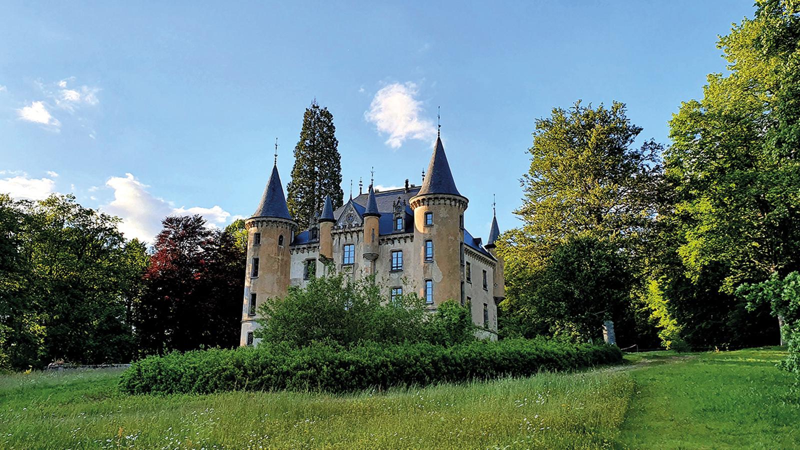 Le Château de Montivert