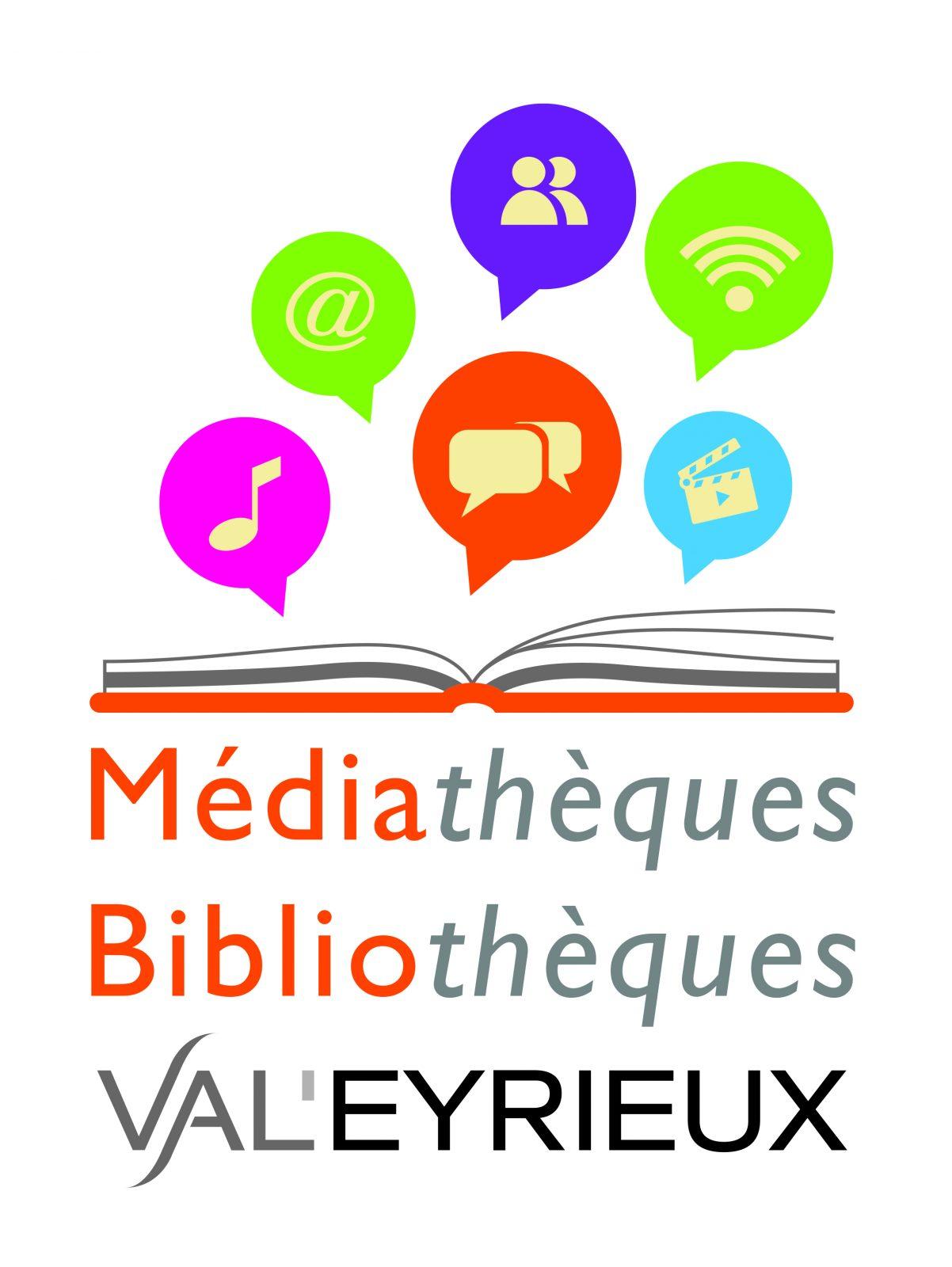 Médiathèques Val'Eyrieux