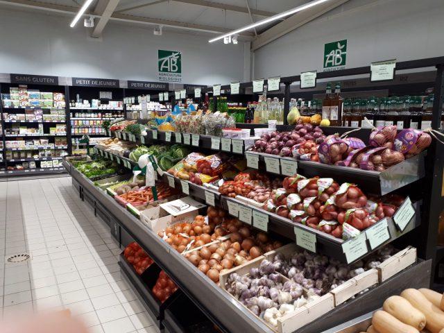 Select 'Fruits